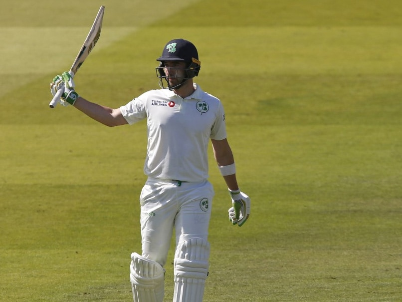 Ireland 207 All Out In England Test, Lead By 122 Runs On Day 1