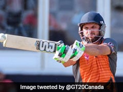 Watch: Shahid Afridi Blasts Unbeaten 81 Off 40 Balls During GT20 Canada Match