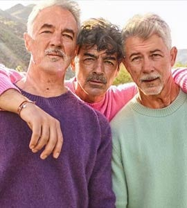 Jonas Brothers Get The FaceApp Treatment; 'Nick Aged The Best,' Fans Say