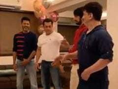 सलमान खान ने 'उर्वशी' सॉन्ग पर किया ऐसा डांस, प्रभु देवा भी रह गए हैरान- देखें वीडियो