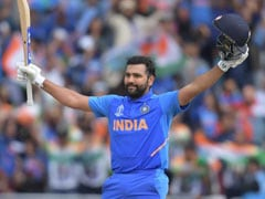 "Rohit Sharma Makes ICC's Top Five ""Special"" Batsmen's List"