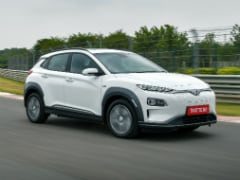 Hyundai Kona Electric's Price Reduced; Now Priced At Rs. 23.71 Lakh