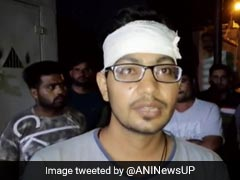 UP Power Corporation Officer Thrashed, Car Vandalised By Group Of Men
