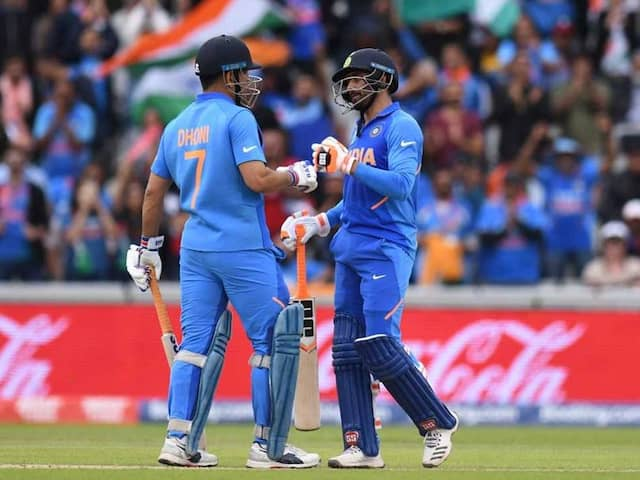 Anything Can Happen With MS Dhoni, Ravindra Jadeja At Crease: Trent Boult