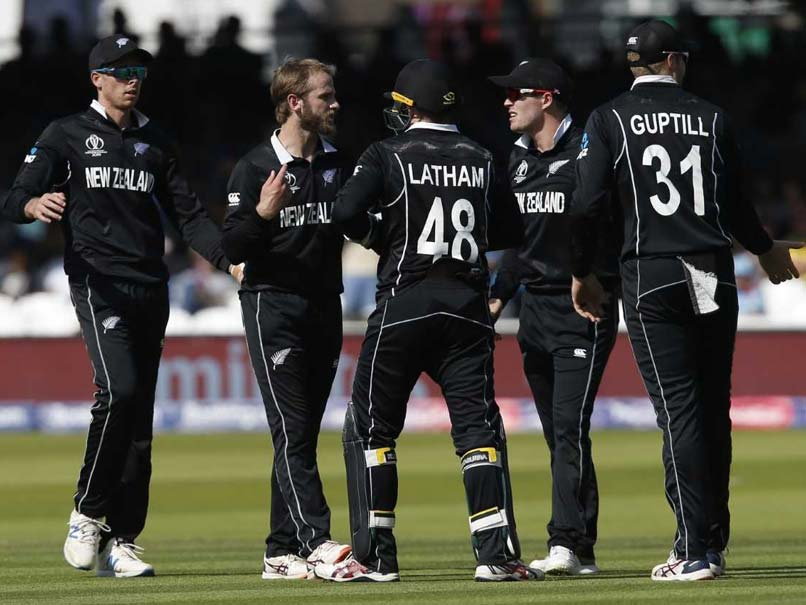 England vs New Zealand Live Score, ENG vs NZ Live Cricket Score, World Cup 2019: England Opt To Bat Against New Zealand