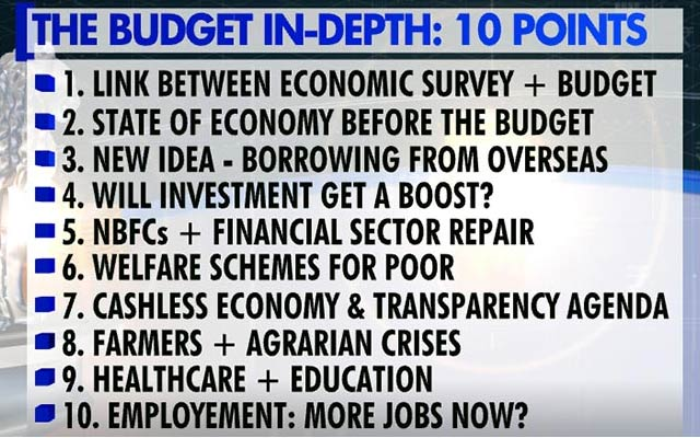 Watch: Prannoy Roy Explains Budget 2019 In 10 Points