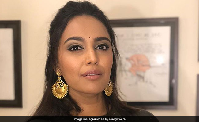'Just Because Experience Is Not Mine...': Swara Bhasker On 'Intolerance'