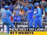 Rohit Sharma, KL Rahul Tons Help India Beat Sri Lanka By 7 Wickets