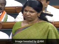 Kanimozhi Accuses Centre Of Naming Schemes Only In Hindi