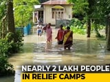 Video : 3 Days Of Extremely Heavy Rain Led To Assam's Deadly Deluge: Met Office