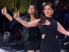 When Madhuri Dixit And Parineeti Chopra Danced To <i>Chane Ke Khet Mein</i>