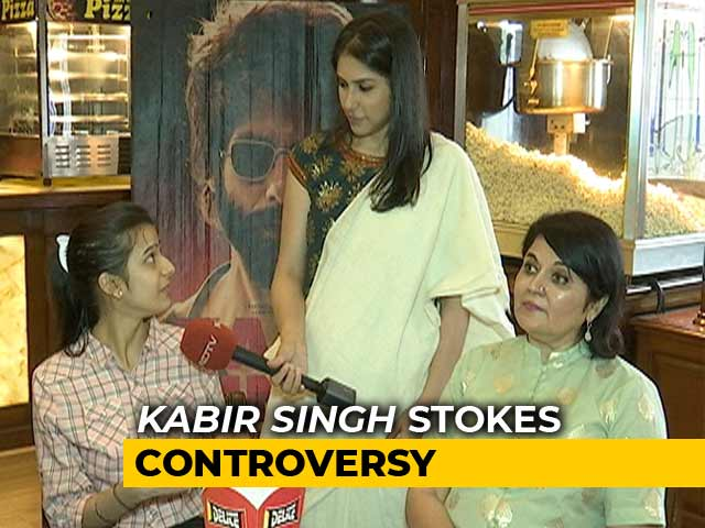 Kabir Singh Stokes Controversy: Toxic Masculinity vs Passionate Love