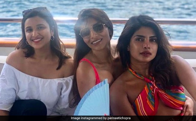 Inside Priyanka Chopra And Nick Jonas' Miami Yacht Party: Here's Who Made The Guest List