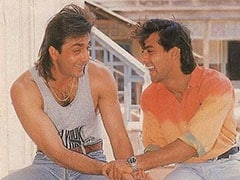 Salman Khan Wishes Sanjay Dutt With A Throwback Pic: 'Happy Birthday, Baba'