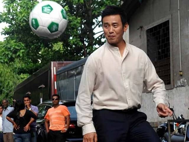 At The Time Of Lockdown Bhaichung Bhutia Coming Out To The Social Media To Interact With Fans