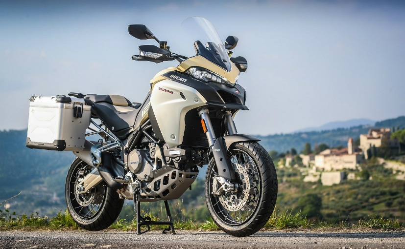 The Ducati Multistrada 1260 Enduro gets a new engine, new electronics suite and more