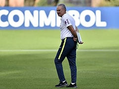 Copa America: Brazil Coach Tite Losing Sleep Ahead Of Argentina Clash