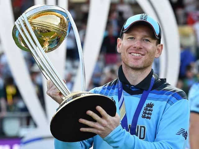 Lucky To Have Been Retained As England Captain After 2015 World Cup Debacle: Eoin Morgan