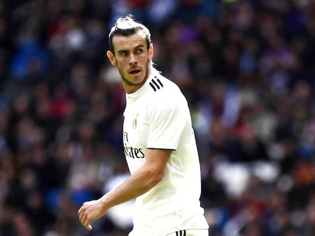 "Gareth Bale Set For ""1 Million Pounds A Week"" Jiangsu Suning Move: Reports"