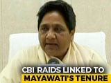 Video : Mayawati, Haryana's BS Hooda Under Scanner As CBI Raids 110 Locations