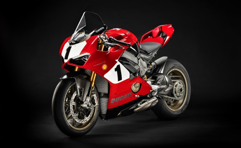 2019 Ducati Panigale V4 25 Anniversario 916: All You Need To Know