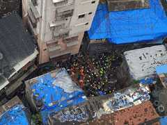 5 Dead As 100-Year-Old Building Collapses In Mumbai, 40 Feared Trapped