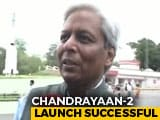 "Video : ""Triumph Of ISRO's Culture"": Principal Science Advisor On Chandrayaan 2"