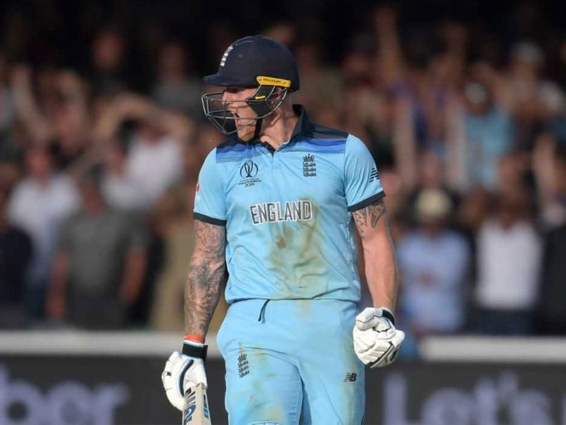 Ben Stokes, England's World Cup Hero, Nominated For 'New Zealander Of The Year' Award
