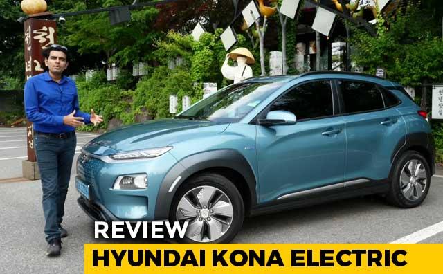 Video : Hyundai Kona Electric Review