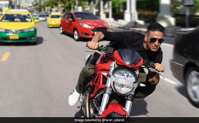 Akshay Kumar's Daredevil Stunts In Sooryavanshi Are Not For The Faint Of Heart