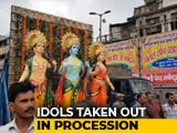 Video : Temple Statues Reinstalled In Delhi's Hauz Qazi Days After Communal Clash