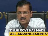 Video: Arvind Kejriwal Urges People To Move To Safer Places As Yamuna Swells
