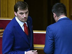 Ukraine President Picks Young Lawyer As Prime Minister