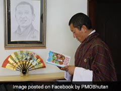 """Can I Tell You Something?"": PM To Bhutan Students On <i>Exam Warriors</i>"