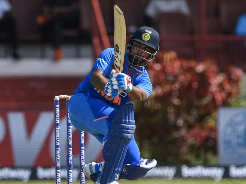 """I Get Frustrated"" When Not Scoring Runs, Says Rishabh Pant"