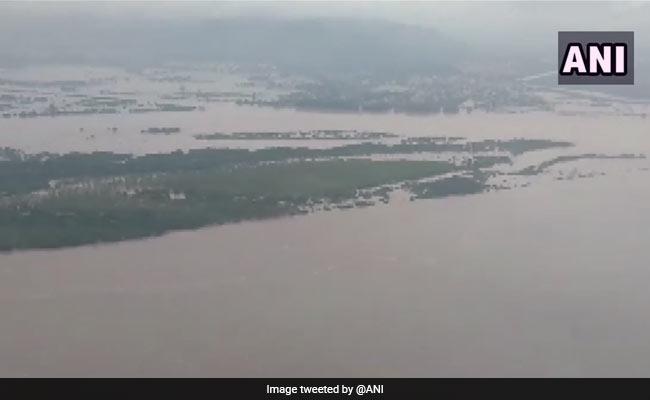 87 Andhra Pradesh Villages Affected By Krishna River Floods, 2 Dead