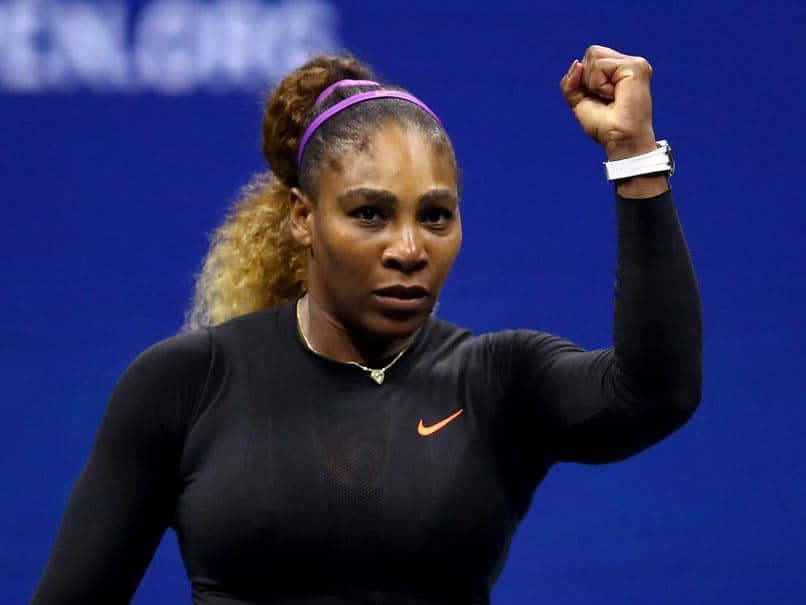 Serena Williams Survives US Open Upset Bid From Teen Caty McNally