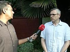 """Centre Owes Us An Explanation"": Omar Abdullah On Kashmir Turmoil"