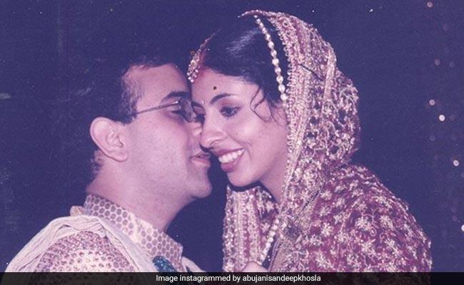 Browsing Through Shweta Bachchan Nanda's Wedding Album