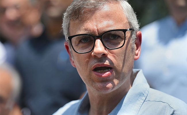Chinese Firm Is IPL Sponsor, But People Told To Boycott Goods: Omar Abdullah