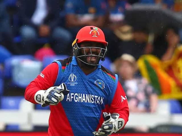 "Afghanistan Cricket Board Suspends Mohammad Shahzads Contract For ""Indefinite Period"""