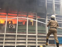 Fire Near Emergency Ward At AIIMS In Delhi Brought Under Control