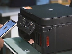 Printing With The Canon Pixma G6070