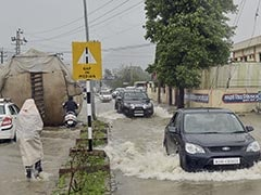 Heavy Rain In Rajasthan Leads To Flood-Like Situation In Many Areas
