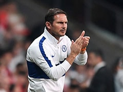 """Proud"" Frank Lampard Eyes First Chelsea Win In Home Debut"