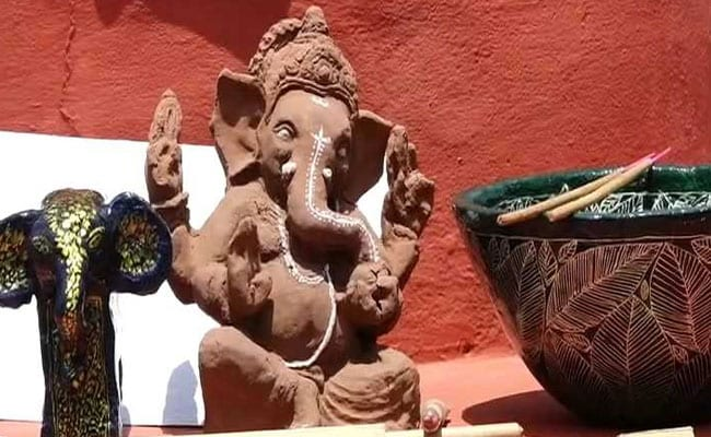 Ganesh Chaturthi: Karnataka Man Makes Ganesha Idols That Grow Into Plants