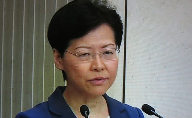 China Planning To Replace Hong Kong Leader As Protests Continue: Report