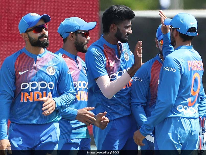 West India Vs India 2nd T20: Play India Won By 22 Runs In DLS Due To Rain