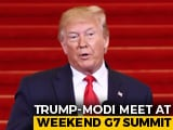 Video : Trump Will Want To Hear PM's Plan To Ease Regional Tension: US Official