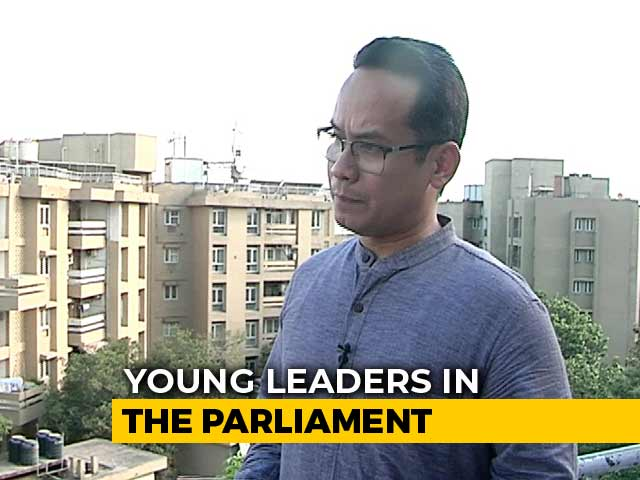 Video : Leaving Corporate Job One Of My Best Decisions: MP Gaurav Gogoi